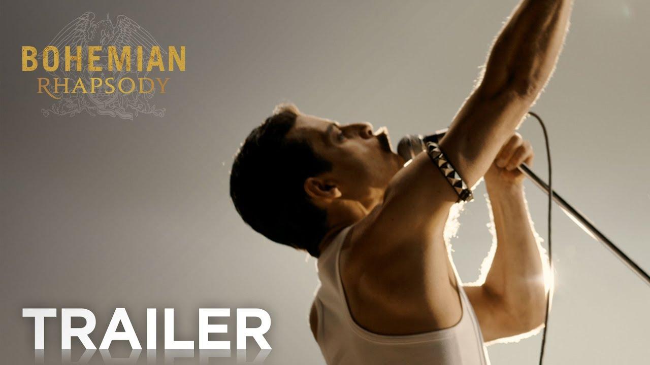 Bohemian Rhapsody | Officiell Trailer 2
