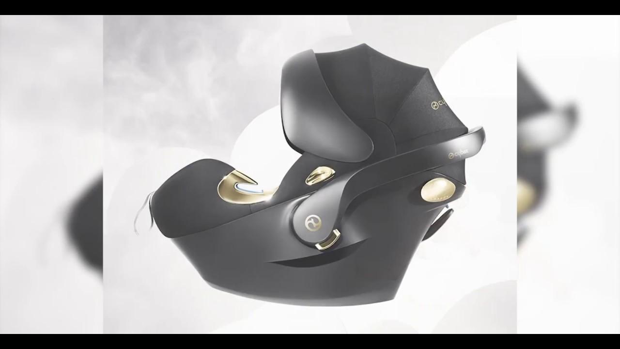 a58d8e84d6b8 Aton Q Car Seat  Cybex by Jeremy Scott - YouTube