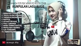 Kumpulan lagu Bugis Cover  A. Ananda Putri