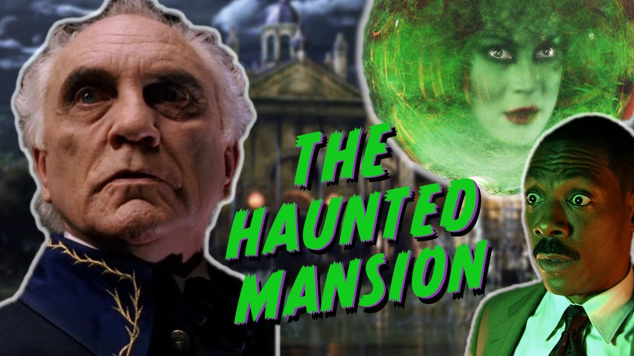 Is The Haunted Mansion Appropriate For Kids? | Coog Cinema Reviews