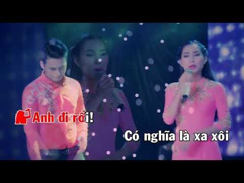Người Thương Kẻ Nhớ - Karaoke Song Ca