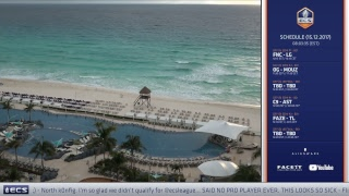 ECS CS:GO S4 Live Finals T-Minus 24 from the Hard Rock Hotel, Cancun