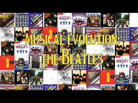 Musical Evolution - The Beatles