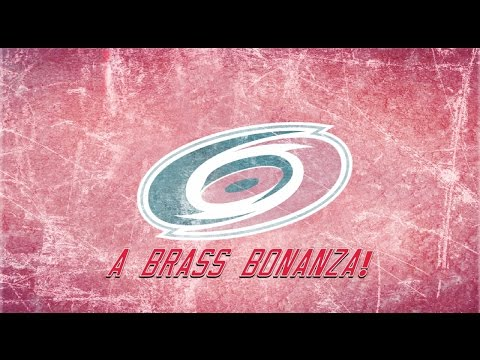 The Carolina Hurricanes: A Brass Bonanza