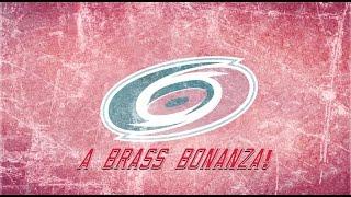 The Carolina Hurricanes: A Brass Bonanza
