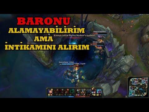 BARONU ALAMAYA BİLİRİM AMA İNTİKAMINI ALIRIM | GAREN | lol