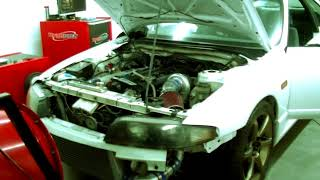 R33 Skyline M-Spec - Final Dyno Tune Chequered Tuning