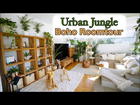 roomtour-🏡-urban-jungle-room-makeover-|-vorher-nachher-wohnzimmer-|-boho-ikea-ideen-|-mamiseelen
