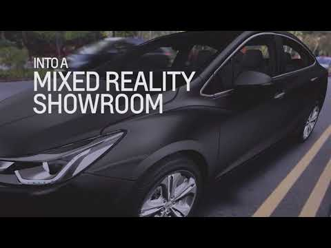 General Motors launches mixed reality showroom with Dentsu Aegis Network