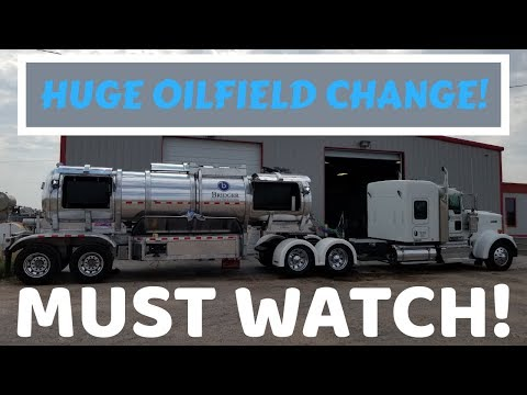 Bridger Transportation is About to Make Huge Changes! A MUST WATCH OILFIELD VIDEO! - LOAT #24
