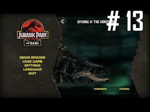Jurassic Park: The Gam...