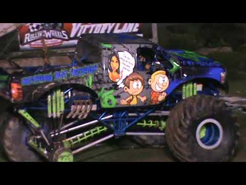All American Monster Truck Tour - Nothing But Trouble (Freestyle Break Down)