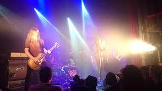 Black Moth - A Lovers Hate - Paris - 13/06/2018
