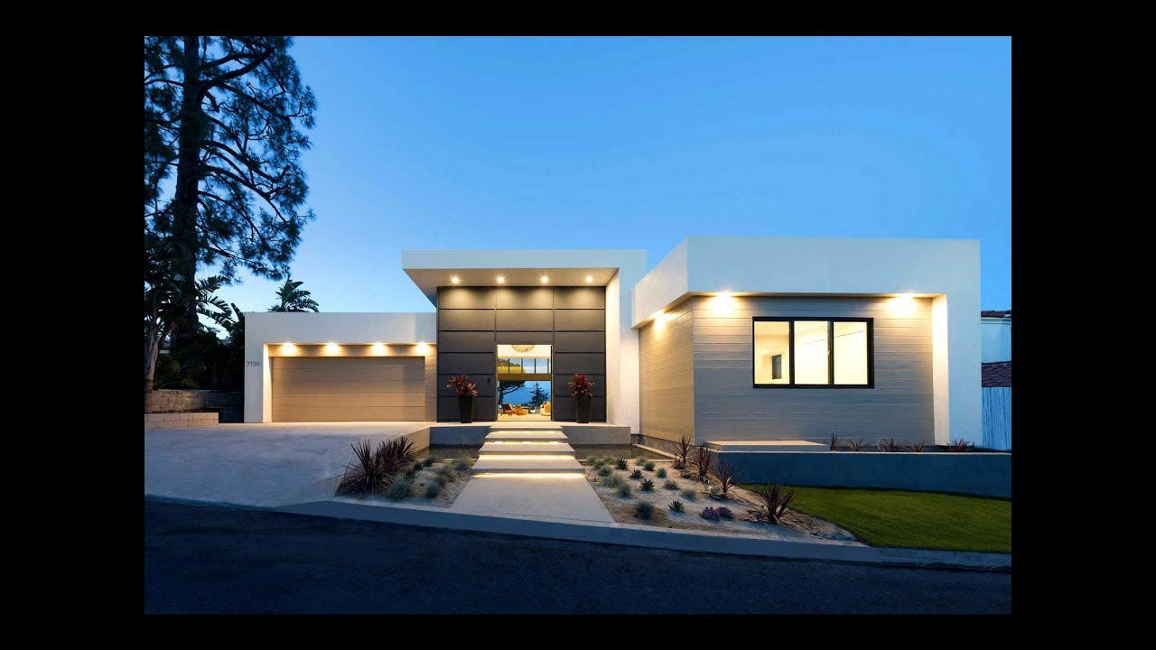Luxury Best Modern House Plans And Designs Worldwide 2019