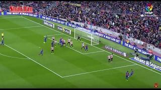 Tin Thể Thao 24h Hôm Nay (19h45 - 5/2): Messi Đá Phạt Ảo Diệu - Barca Thắng Dễ Ở Nou Camp