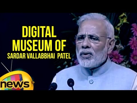 PM Modi Inaugurates Digital Museum Of Sardar Vallabbhai Patel In New Delhi | Mango News