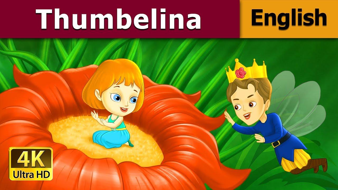 Thumbelina in English | Story | English Fairy Tales