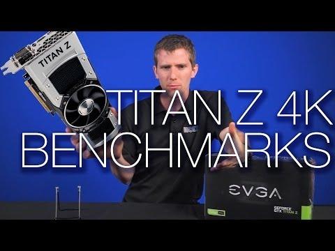 NVIDIA GTX Titan Z Review ft. Triple 4K Benchmarks