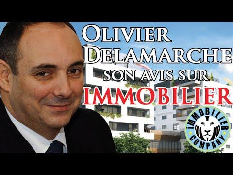 Olivier Delamarche son avis sur l'immobilier