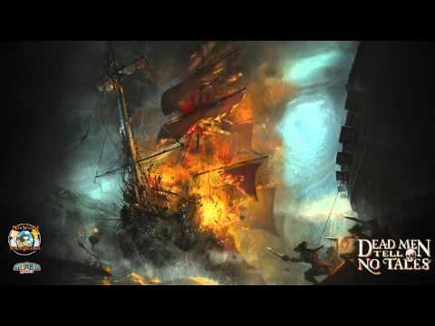 Dead Men Tell No Tales Boardgame sound track
