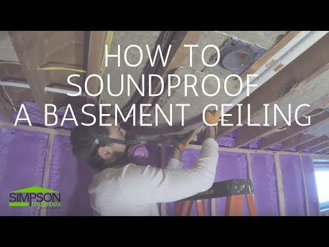 how-to-soundproof-a-basement-ceiling