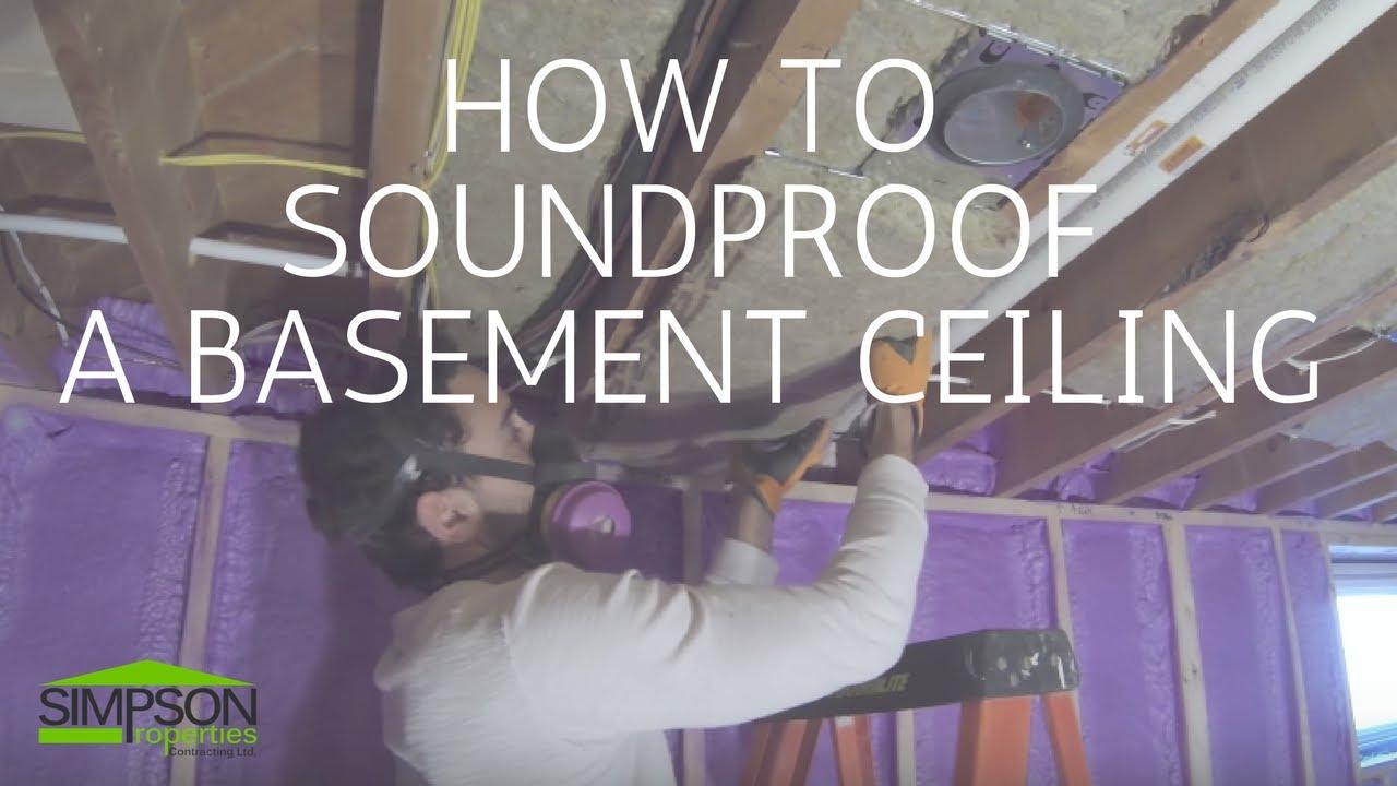 Floor Soundproofing