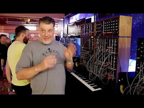 Synth-Werk Intros Model 15 Modular Synthesizer