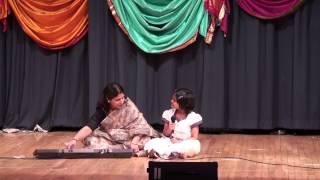 Bangla gaan: Roopkatha Biswas - Saraswati Puja 2013