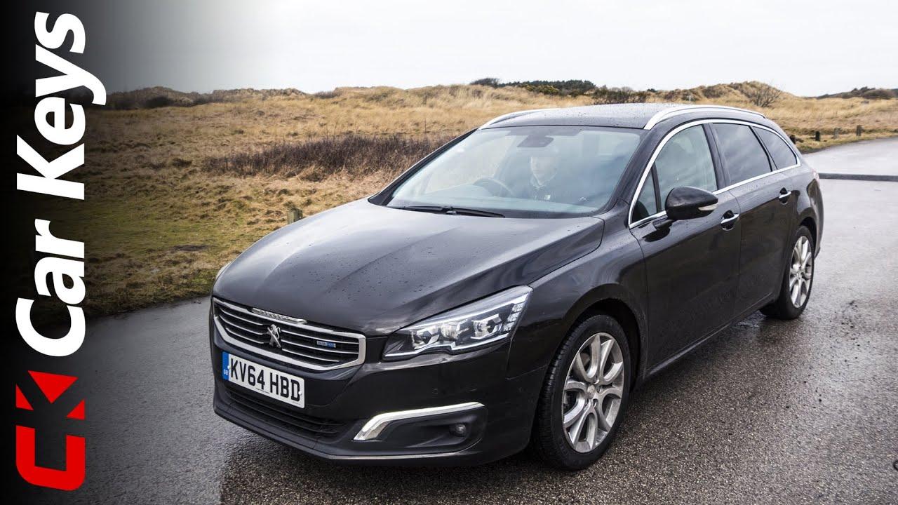 Peugeot 508 SW 2015 review  Car Keys  YouTube