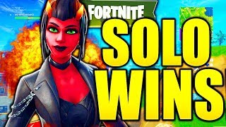 How to Get MORE SOLO WINS in FORTNITE! HOW TO BE GOOD AT FORTNITE TIPS AND TRICKS HOW TO STAY ALIVE!