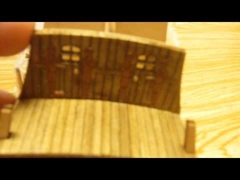 видео: Голландская яхта d'orо. Сборка модели. Часть 1.