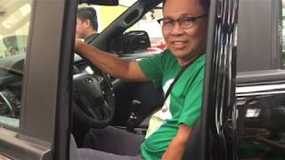Test drive of ford Ranger l August 19,2018