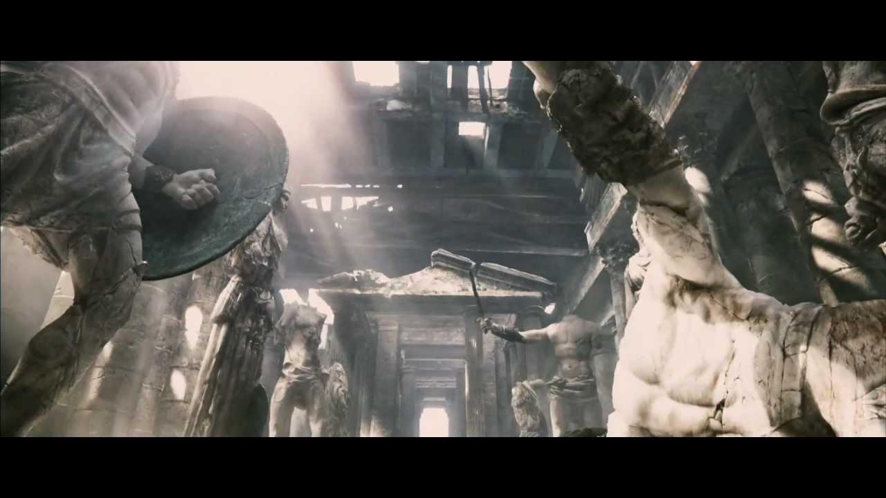 La Furia dei Titani 3D - Primo Trailer