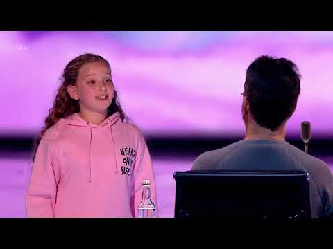 Britain's Got Talent The Champions Issy Simpson 4th Round Audition