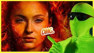 NEW Dark Phoenix X-men Trailer 2019 - WOW!