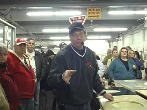 Paranzino Brothers Auction Reality Show Trailer