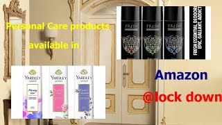 #stay_home #online_shopping personal care  products available in Amazon @lock_down 4