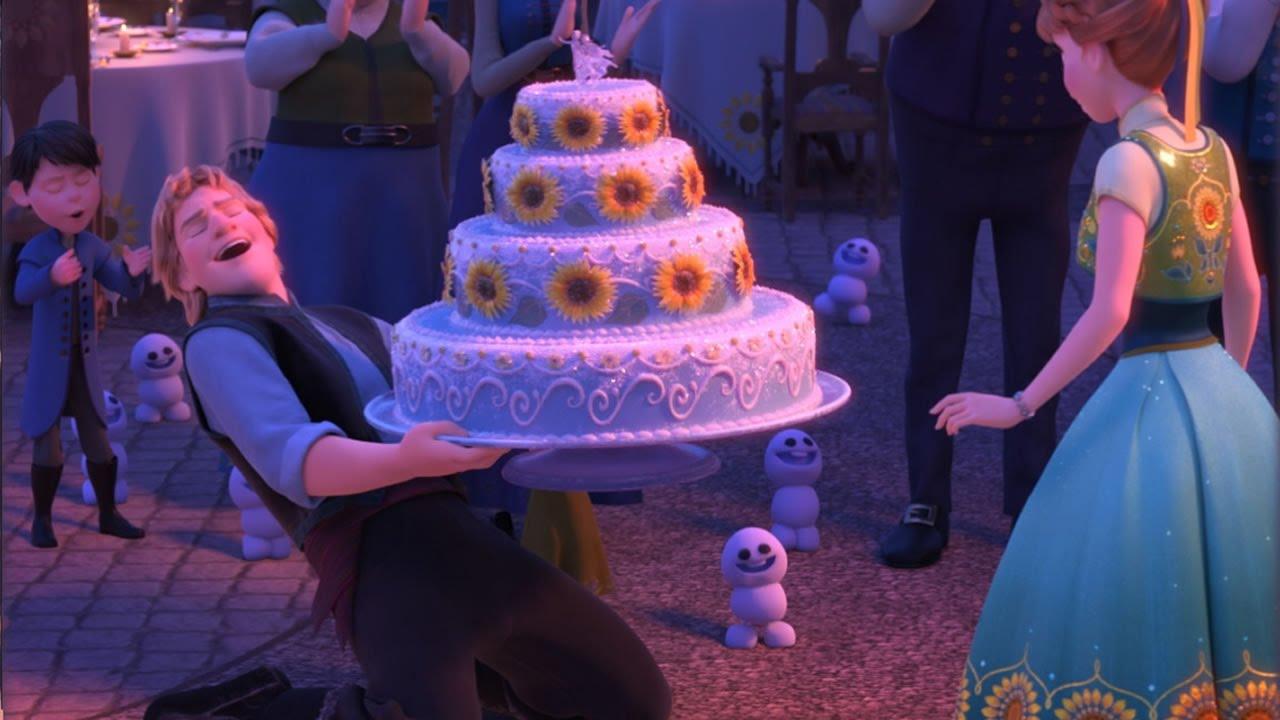 Elsa Cake Frozen Games