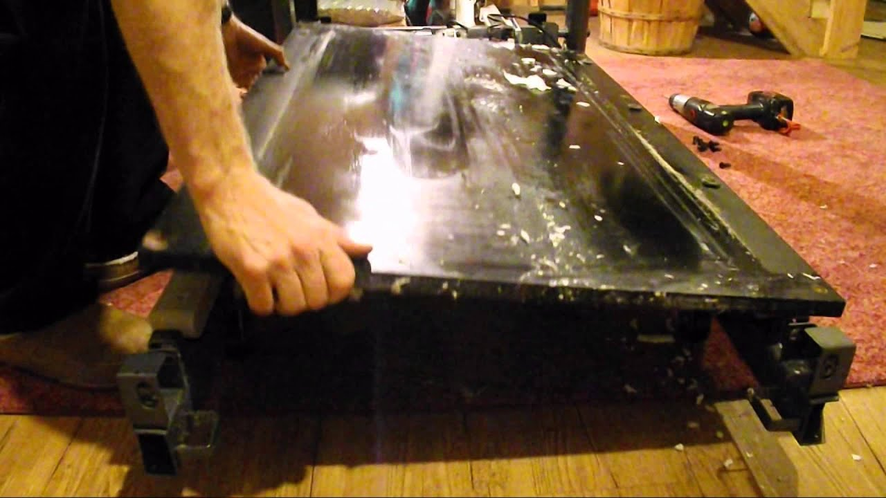 DIY  How to replace your Treadmill running belt and deck