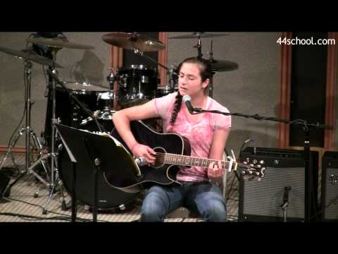 Marisa M   44 School of Music  Seattle Concert  Spring 2014  Guitar Lessons