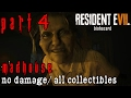 Resident Evil 7 Madhouse Walkthrough Part 4 - Old House All Collectibles/No Damage