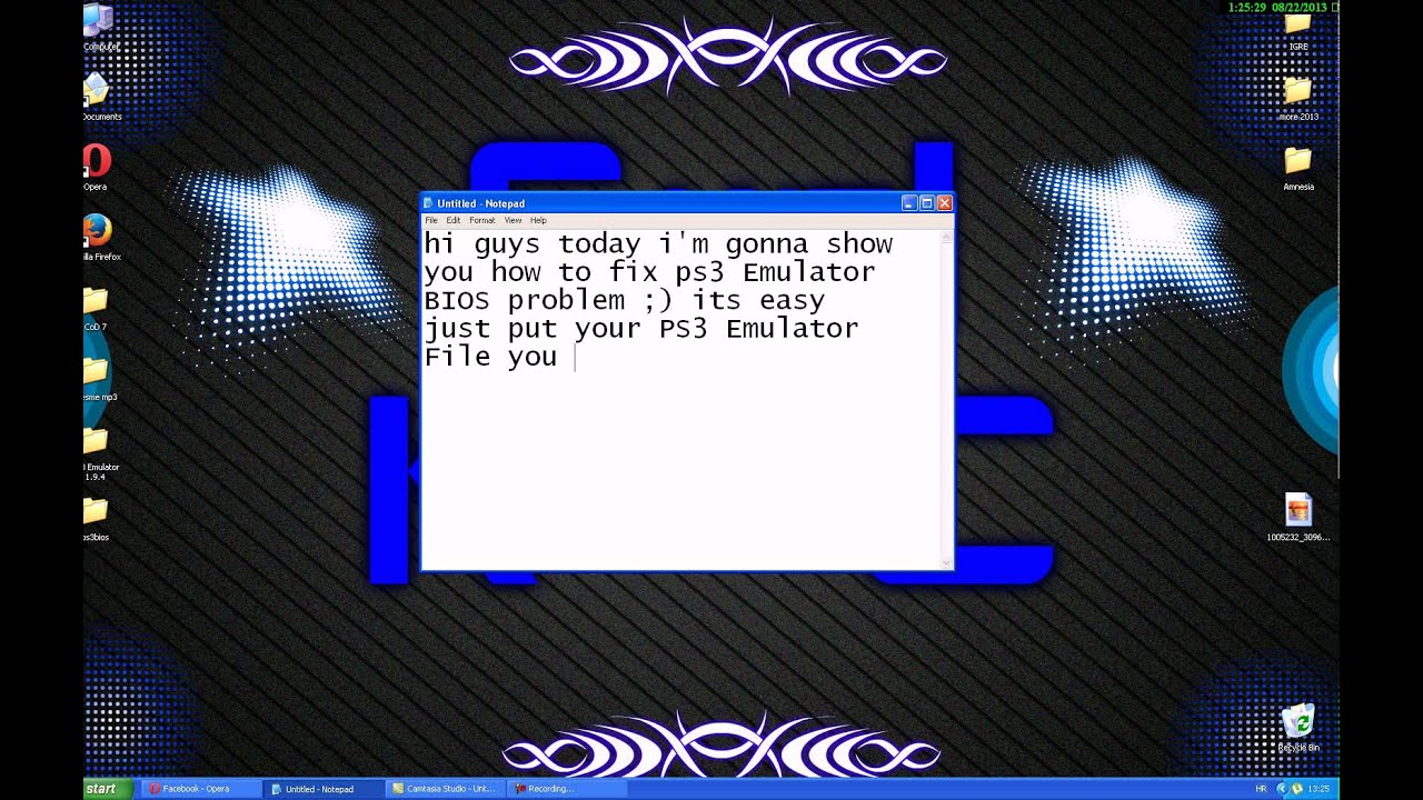 download ps3 emulator bios v1.1.7