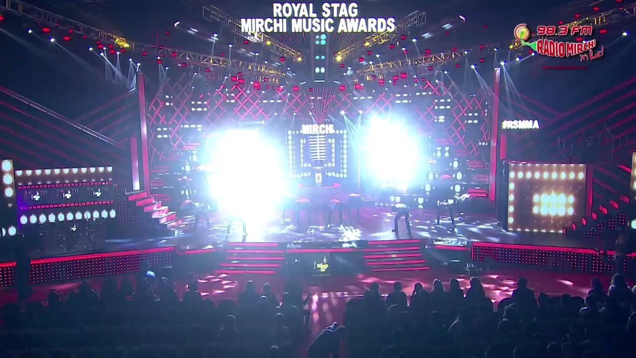 Mir chi music awards  yoyo honey Singh