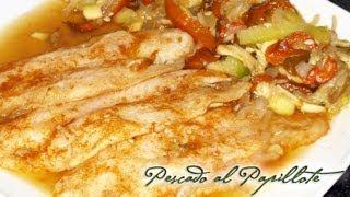 pescado con verduras al papillote dukan fish en papillote vegetables receta fase crucero