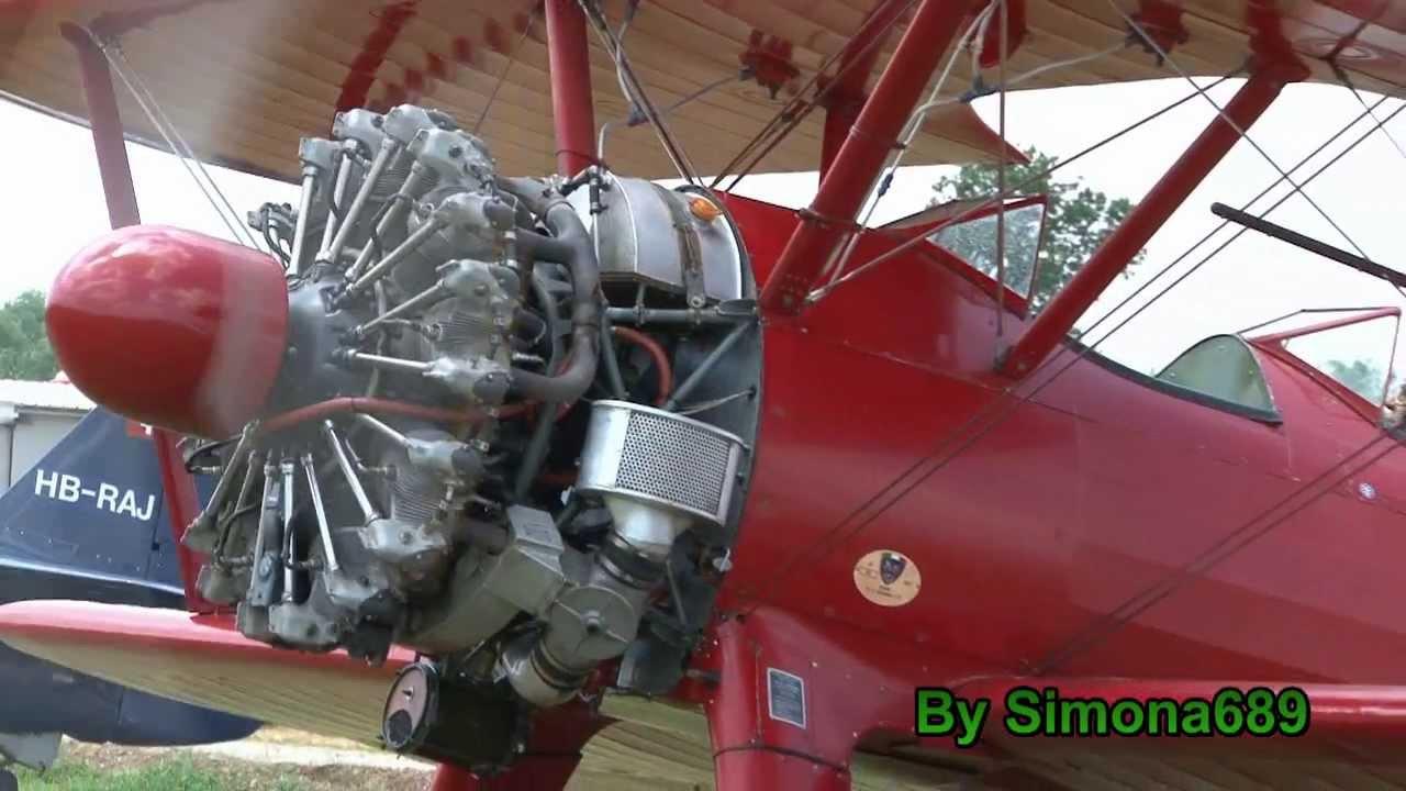Esibizione aerei d 39 epoca all 39 aviosuperfice di mazz youtube for Piani di fattoria d epoca