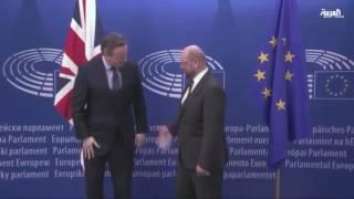 بدء عملية فرز أصوات استفتاء بقاء بريطانيا باتحاد أوروبا