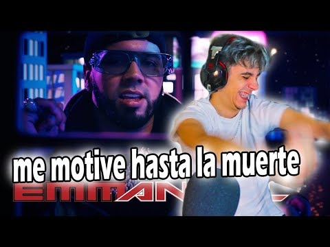 (REACCIÓN) Anuel AA , Bad Bunny – Hasta Que Dios Diga ( Video Oficial )