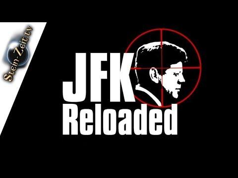 JFK Reloaded - Bodo Schickentanz bei SteinZeit