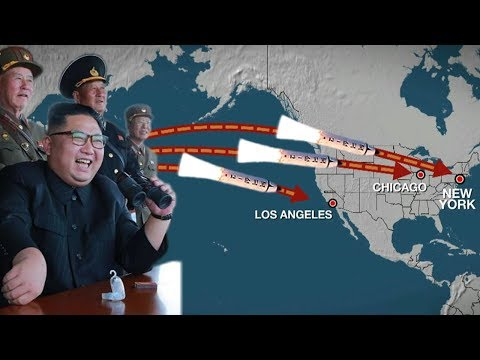 New North Korea Missile Can Hit Anywhere In The United States - North Korea News