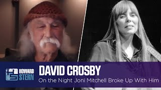 Download David Crosby on Dating Joni Mitchell and the Night She Broke Up With Him